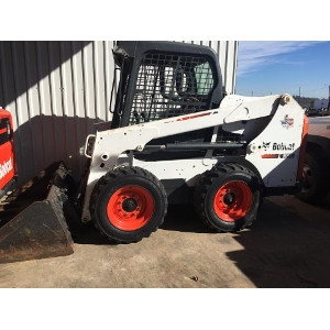 Rubber Tire Skid Steer, Bobcat S550
