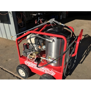 Hot Water Pressure Washer 4000 PSI