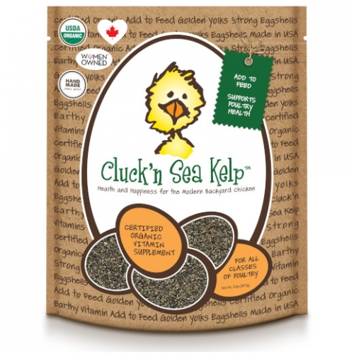 Cluck N Sea Kelp- Treats For Chickens 50% OFF