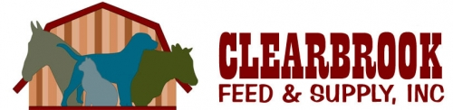 Clearbrook Feed and Supply Logo