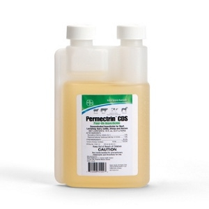 Permectrin® CDS Pour-On Insecticide