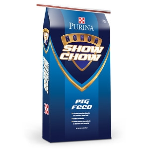 Purina® Honor® Show Chow® MUSCLE & FILL™ 719 BMD30