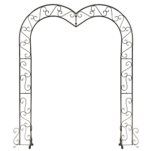 Arches, Silver Heart