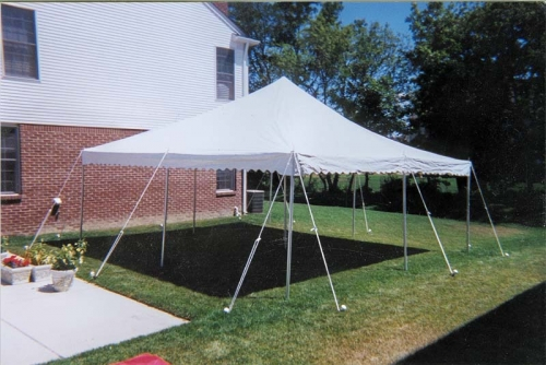 20x40 Canopy Tent Package F