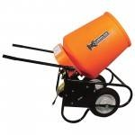ELECTRIC CEMENT MIXER 2 CU FT