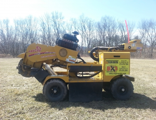 RAYCO RG1625 STUMP GRINDER (FOR SALE)