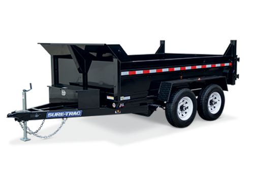 Sure-Trac® SD Low Profile Dump