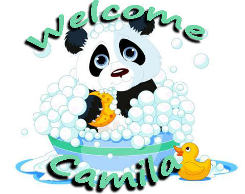 welcome camilla