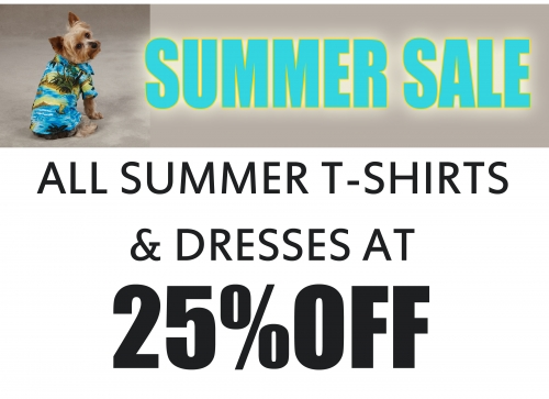 Summer Attire Sale!