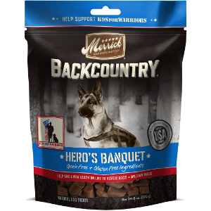 Backcountry Hero's Banquet Treats