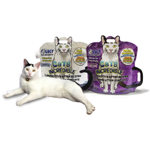 Lucy Pet Products® Cats Incredible Litter