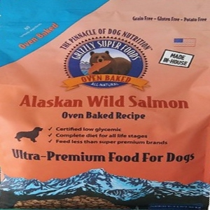 Alaskan Wild Salmon Food