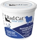 Radcat Raw Diet Pasture Raised Lamb 24Oz