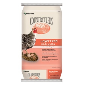 Country Feeds® Layer Crumbles 50lb