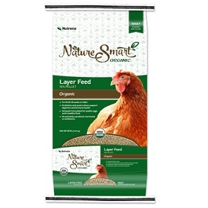Nature Smart Organic Layer Pellets 35lb