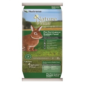 NatureWise 18% Performance Rabbit Feed 40lb