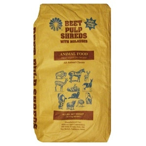 Shredded Beet Pulp with Molasses 50lb