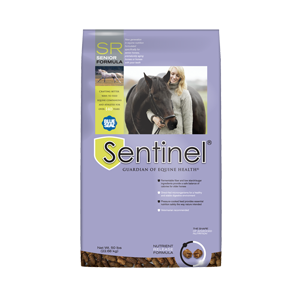 Sentinel™ Senior 14.5% Extruded Horse Feed 50lb