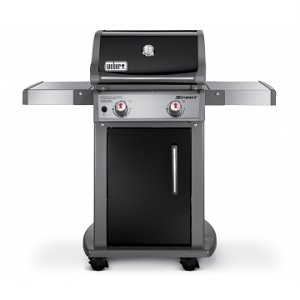 Spirit® E-210™ Gas Grill, Black