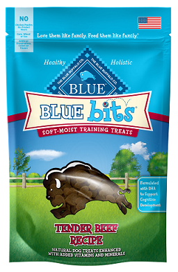 BLUE Bits® Tender Beef Soft-Moist Training Treats