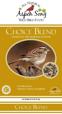 Aspen Song® Choice Blend 40lb