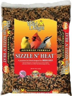 Wild Delight Sizzle N Heat Bird Food