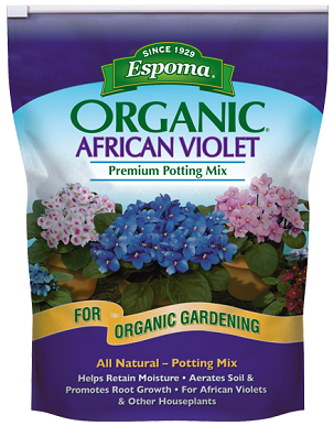 Espoma Organic African Violet Mix
