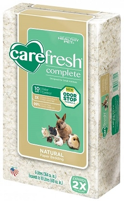 Carefresh® Complete Ultra White Paper Bedding