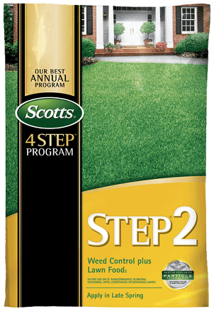 Scotts® STEP® 2 Weed Control Plus Lawn Food
