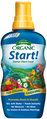 Espoma Organic Start! Starter Plant Food 24 Oz. Concentrate