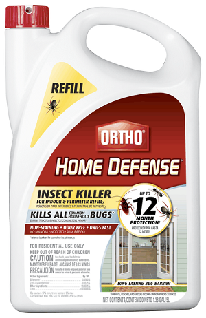 Ortho® Home Defense Insect Killer For Indoor & Perimeter Refill 1.33 Gal.