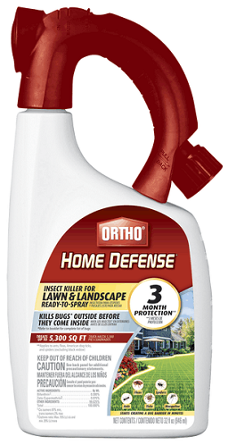 Ortho® Home Defense® Insect Killer for Lawn & Landscape 32 Oz. Ready-To-Spray