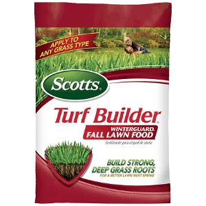 Scotts Turf Builder WinterGuard Lawn Food $44.99
