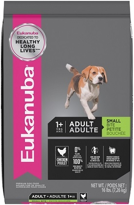 EUKANUBA Adult Maintenance Small Bite Dog Food