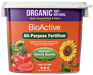 Purple Cow Organics BioActive All-Puprose Fertilizer 2.4 Lbs.