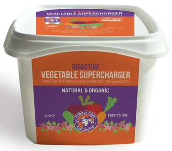Purple Cow Organics BioActive Vegetable Supercharger 8 Oz.