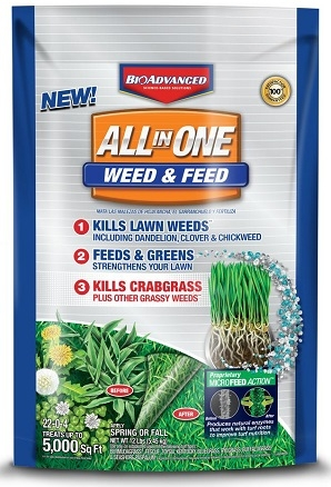 Bio Advanced All-In-One Weed & Feed 12lb