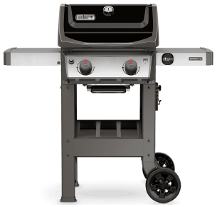Spirit II E-210 Gas Grill Black