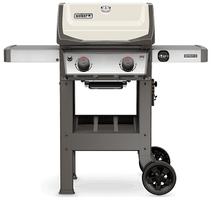 Spirit II E-210 Gas Grill Ivory