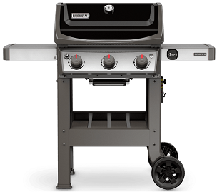 Spirit II E-310 Gas Grill Black
