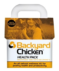Backyard Chicken® Health Pack
