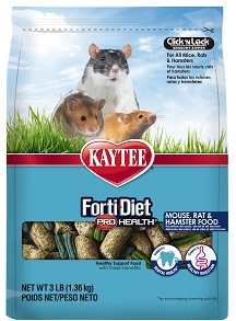 Forti-Diet Pro Health Mouse, Rat, and Hamster Food