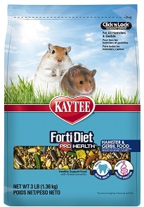 Forti-Diet Pro Health Hamster and Gerbil Food