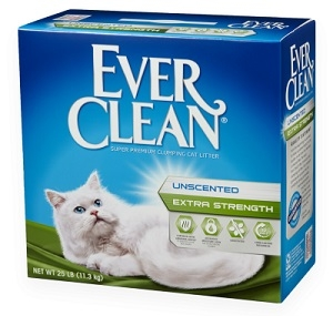 Extra Strength Unscented Litter
