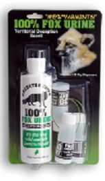 Fox Urine - 8 oz Combo Pack