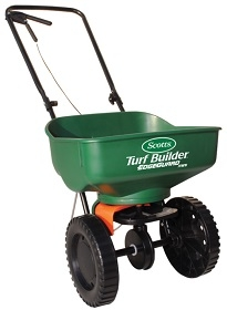 Turf Builder® Edgeguard® Mini Broadcast Spreader
