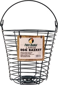 COATED WIRE EGG BASKETS