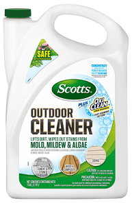 Outdoor Cleaner Plus OxiClean Concentrate