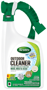 Outdoor Cleaner Plus OxiClean Ready-To-Spray