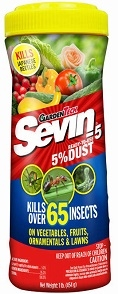 Sevin-5 Ready-To-Use 5% Dust